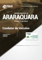 Download Apostila Câmara de Araraquara - SP - Condutor de Veículos (PDF)