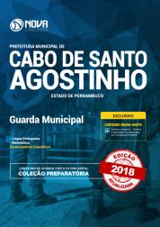 Apostila Prefeitura de Cabo de Santo Agostinho - PE - Guarda Municipal