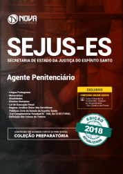 Apostila SEJUS-ES - Agente Penitenciário