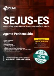 Download Apostila SEJUS-ES - Agente Penitenciário (PDF)