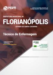 Apostila Prefeitura de Florianópolis - SC - Técnico de Enfermagem