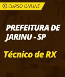 Curso Online Prefeitura de Jarinu - SP - Técnico de RX