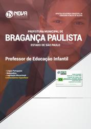 Apostila Prefeitura de Bragança Paulista - SP - Professor de Educação Infantil