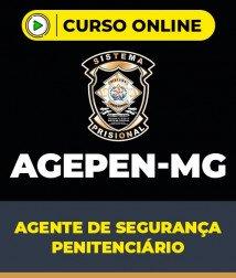 Curso Polícia Penal - MG - Agente de Segurança Penitenciário
