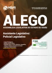 Download Apostila Assembleia Legislativa  de Goiás (ALEGO) - Assistente Legislativo: Policial Legislativo (PDF)
