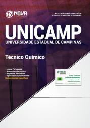 Apostila UNICAMP-SP - Técnico Químico