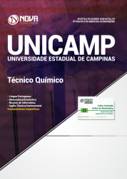 Download Apostila UNICAMP-SP - Técnico Químico (PDF)