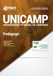 Apostila UNICAMP-SP - Pedagogo