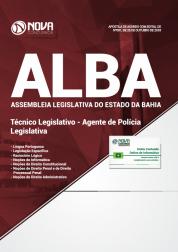 Download Apostila Assembleia Legislativa da Bahia (ALBA) - Técnico Legislativo - Agente de Polícia Legislativa(PDF)