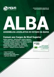Download Apostila Assembleia Legislativa da Bahia (ALBA) - Comum aos Cargos de Nível Superior (PDF)