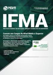Apostila IFMA - Comum aos Cargos de Nível Médio e Superior
