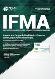 Download Apostila IFMA - Comum aos Cargos de Nível Médio e Superior (PDF)