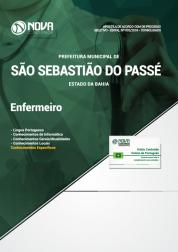 Apostila Prefeitura de São Sebastião do Passé - BA - Enfermeiro