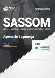 Apostila Sassom de Ribeirão Preto - SP - Agente de Segurança