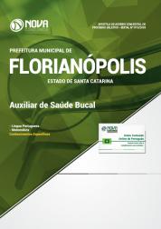 Apostila Prefeitura de Florianópolis - SC - Auxiliar de Saúde Bucal