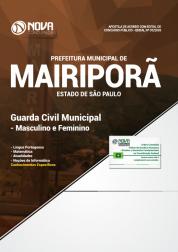 Apostila Prefeitura de Mairiporã - SP - Guarda Civil Municipal