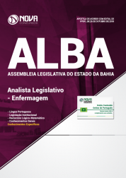 Apostila Assembleia Legislativa da Bahia (ALBA) - Analista Legislativo - Enfermagem