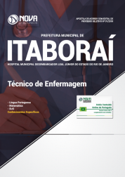 Apostila Prefeitura de Itaboraí - RJ - Técnico de Enfermagem