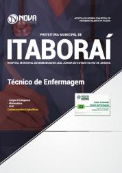 Download Apostila Prefeitura de Itaboraí - RJ - Técnico de Enfermagem (PDF)