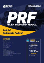 Apostila PRF 2019 - Policial Rodoviário Federal
