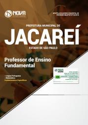 Apostila Prefeitura de Jacareí - SP 2018 - Professor de Ensino Fundamental