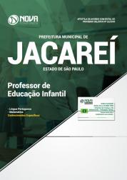 Apostila Prefeitura de Jacareí - SP 2018 - Professor de Educação Infantil