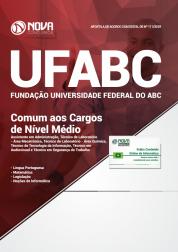 Apostila Universidade Federal do ABC (UFABC-SP) 2018 - Comum aos Cargos de Nível Médio