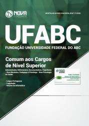 Apostila Universidade Federal do ABC (UFABC-SP) 2018 - Comum aos Cargos de Nível Superior