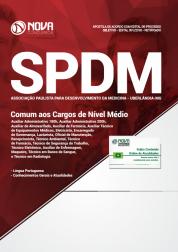 Apostila SPDM 2018 - Comum aos Cargos de Nível Médio
