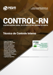 Apostila Download CONTROL-RN 2018 - Técnico de Controle Interno