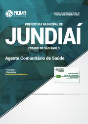 Apostila Prefeitura de Jundiaí - SP 2018 - Agente Comunitário de Saúde