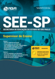 Apostila Download SEE-SP 2019 - Supervisor de Ensino