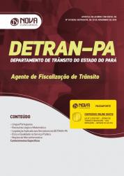 Apostila DETRAN-PA 2019 - Agente de Fiscalização de Trânsito