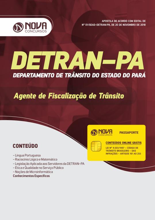 APOSTILA TRANSITO AGENTE BAIXAR DETRAN DE