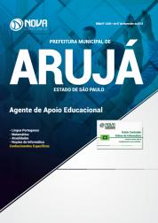 Apostila Prefeitura de Arujá - SP 2019- Agente de Apoio Educacional
