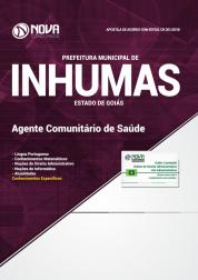Apostila Prefeitura de Inhumas - GO 2019 - Agente Comunitário de Saúde