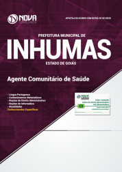 Apostila Download Prefeitura de Inhumas - GO 2019 - Agente Comunitário de Saúde