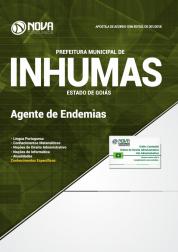Apostila Prefeitura de Inhumas - GO 2019 - Agente de Combate às Endemias