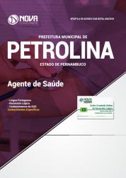 Apostila Download Prefeitura de Petrolina - PE 2019 - Agente de Saúde