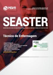 Apostila SEASTER-PA 2019 - Técnico de Enfermagem