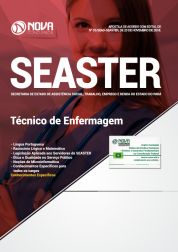 Apostila Download SEASTER-PA 2019 - Técnico de Enfermagem