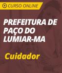 Curso Online Prefeitura de Paço do Lumiar - MA 2018 - Cuidador