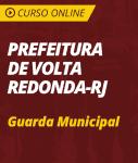 Curso Online Prefeitura de Volta Redonda - RJ 2018 - Guarda Municipal