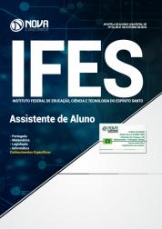 Apostila Download IFES 2019 - Assistente de Aluno