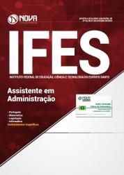 Apostila IFES 2019 - Assistente em Administração