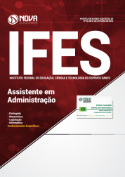 Apostila Download IFES 2019 - Assistente em Administração