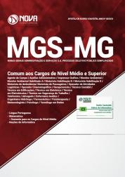 Apostila MGS-MG 2019 - Comum aos Cargos de Nível Médio e Superior