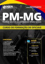 Apostila Download PM-MG 2019 - Curso de Formação de Oficiais (CFO)