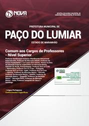 Apostila Download Prefeitura de Paço do Lumiar - MA 2019 - Comum aos cargos de Professor - Ensino Superior