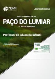 Apostila Prefeitura de Paço do Lumiar - MA 2019 - Professor de Educação Infantil